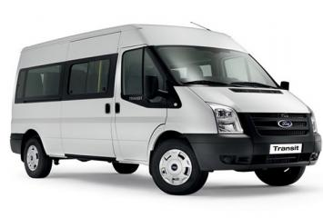 Arrange Bus/Minivan, Van ticket and Private Taxi